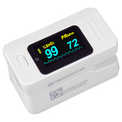 Roscoe Longevity Pulse Oximeter - White