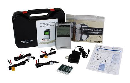 Twin Stim Plus 3rd Edition Device Combo Unit