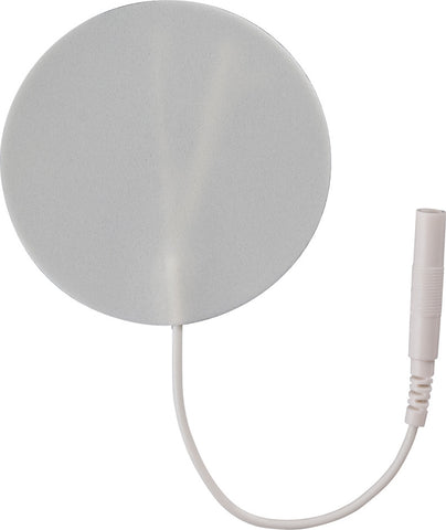 "Compass Health Electrodes 2"" Round White Foam Pack of 40"