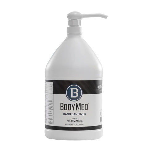 BodyMed Hand Sanitizer Gallon with Pump - 70% Ethyl Alcohol