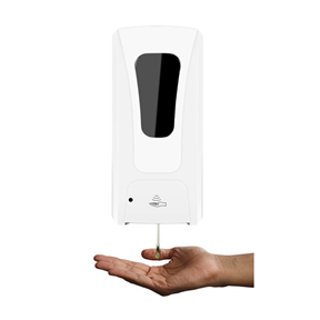 Touch-Free Automatic Hand Sanitizer Dispenser ONLY (Hand Sanitizer Sold Separately)
