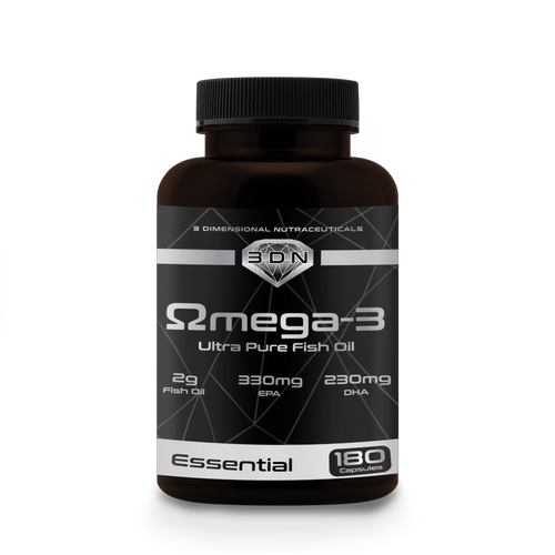 3DN OMEGA-3 FISH OIL