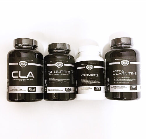 3DN FAT LOSS STACK!