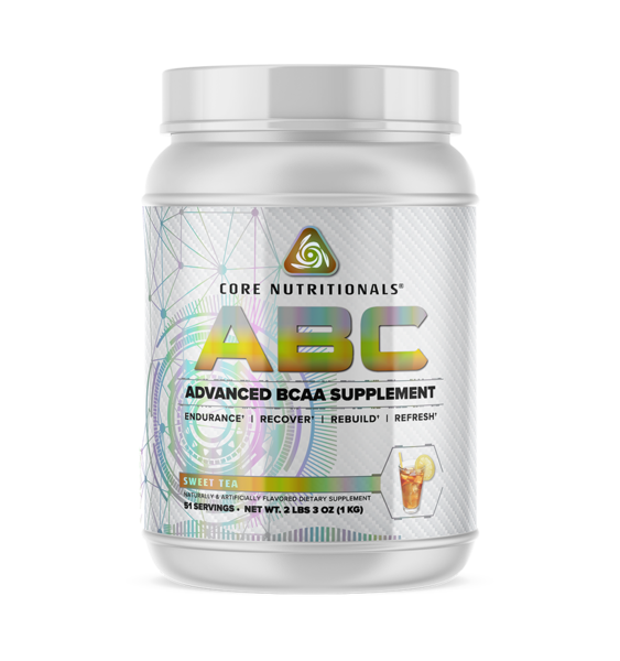 CORE NUTRITIONALS ABC - BCAA'S