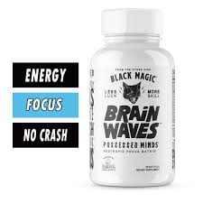 BLACK MAGIC SUPPLY BRAIN WAVES NOOTROPIC