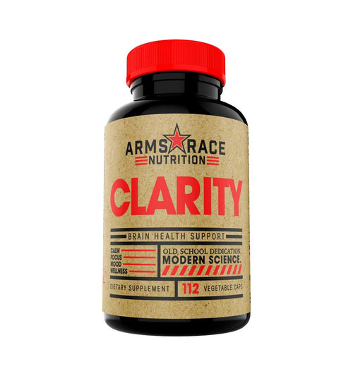 ARMS RACE NUTRITION CLARITY