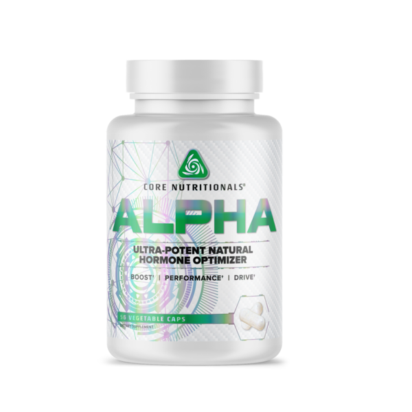 CORE NUTRITIONALS ALPHA