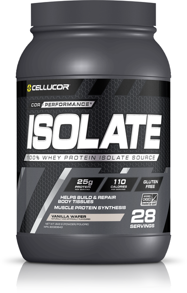 CELLUCOR PERFORMANCE ISOLATE