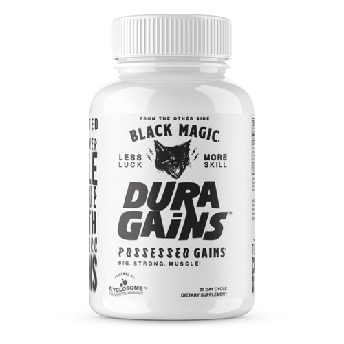 BLACK MAGIC SUPPLY DURA GAINS!
