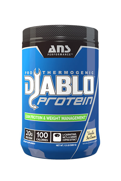 ANS PERFORMANCE DIABLO WEIGHT MANAGEMENT PROTEIN