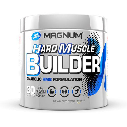 MAGNUM NUTRACEUTICALS HARD! MUSCLE BUILDER