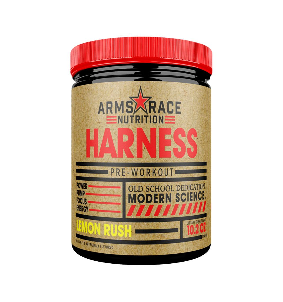 ARMS RACE NUTRITION HARNESS