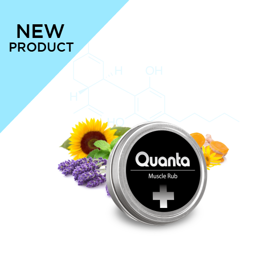 QUANTA MUSCLE RUB + WITH NANO ARNICA