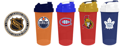 NHL SHAKER CUPS