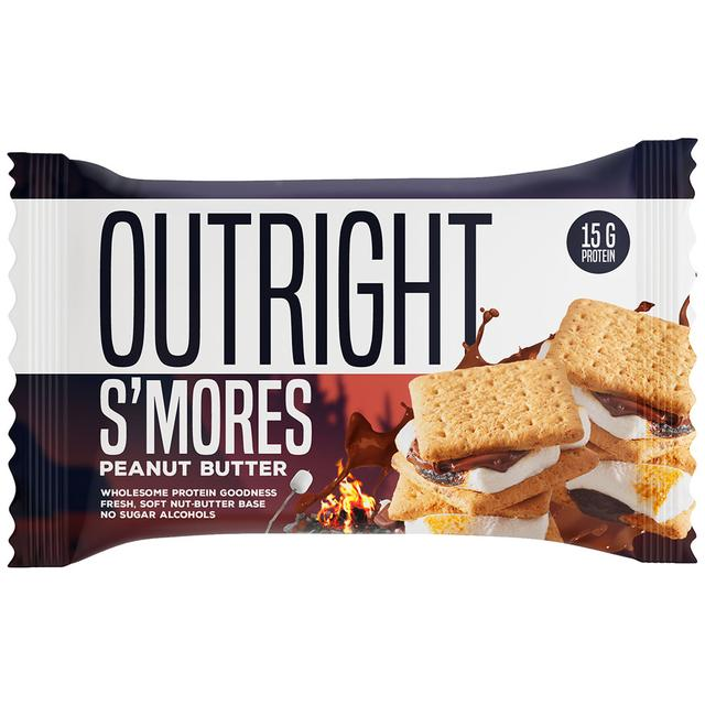 MTS NUTRITION OUTRIGHT BAR!