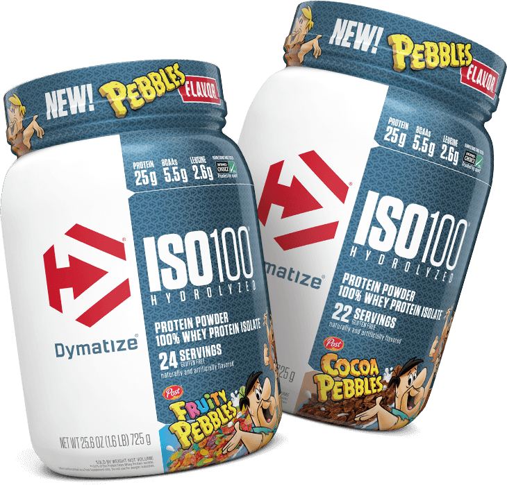 DYMATIZE ISO-100 POST CEREAL