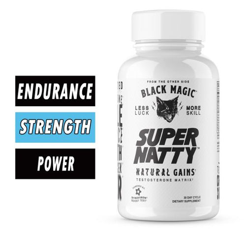 BLACK MAGIC - SUPER NATTY!