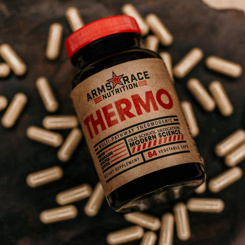 ARMS RACE NUTRITION THERMO!