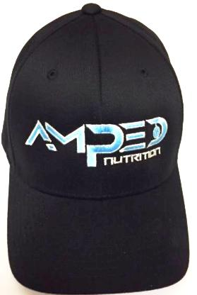 AMPED NUTRITION FLEX FIT HAT