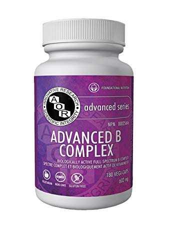 AOR ADVANCED B-COMPLEX (180 CAP)