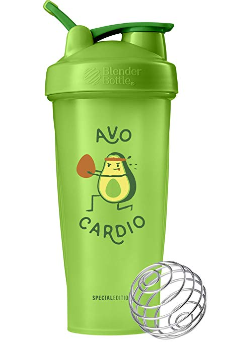 BLENDER BOTTLE JUST FOR FUN FOODIE SERIES