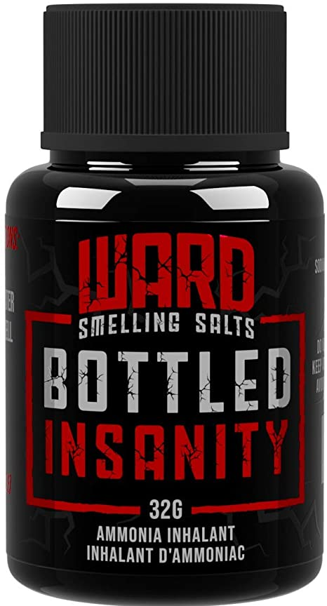 BOTTLED INSANITY SMELLING SALTS