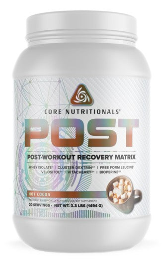 CORE NUTRITIONALS CORE POST!