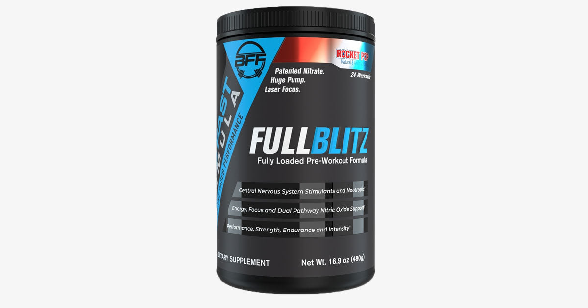 BFF BLITZ ULTIMATE PUMP STACK!