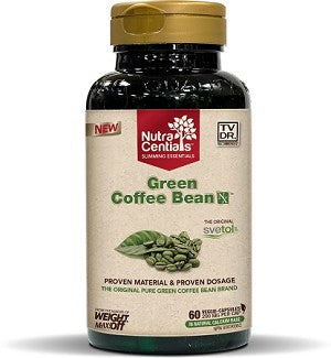 NUVOCARE GREEN COFFEE BEAN NX