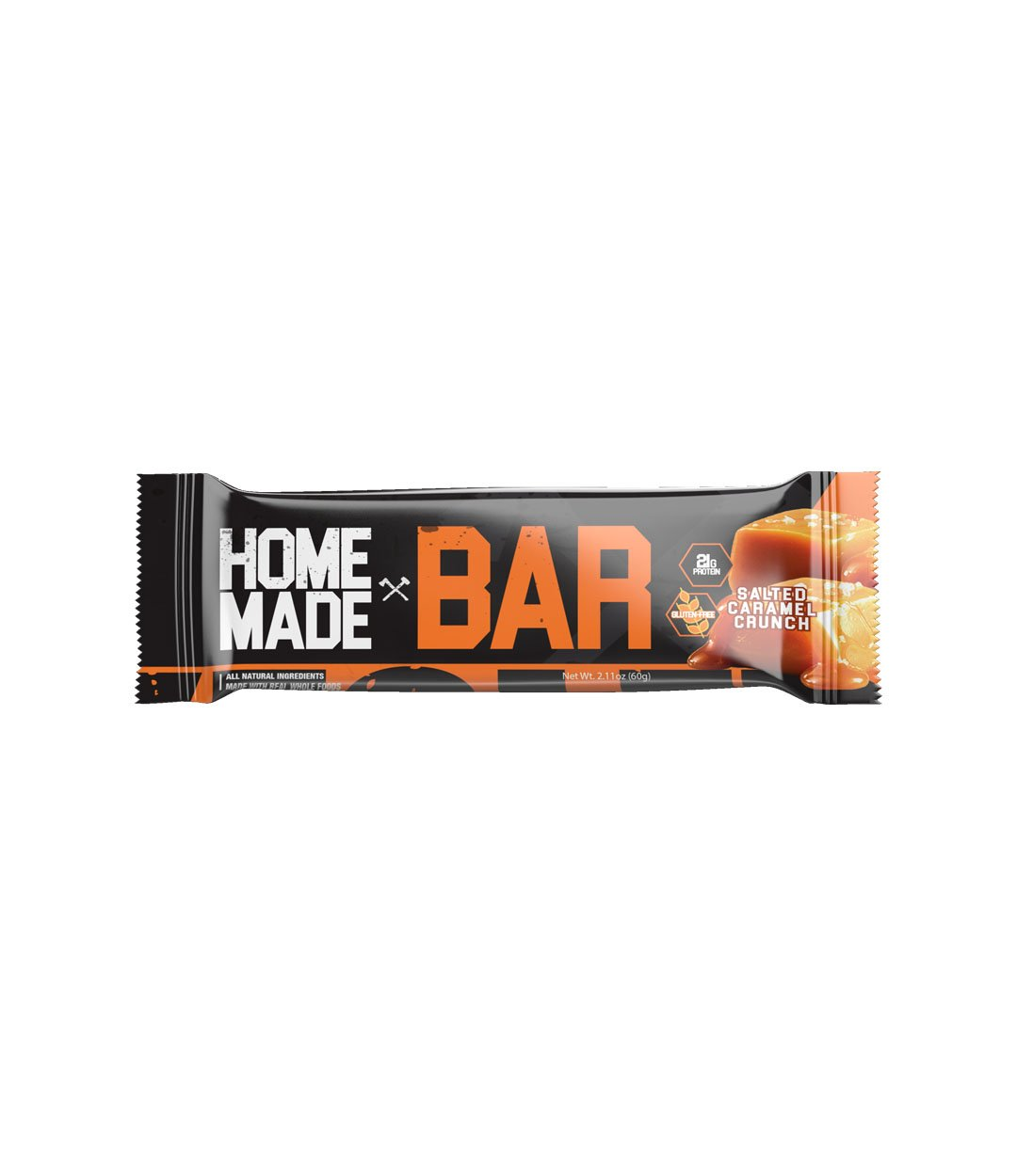AXE & SLEDGE HOMEMADE PROTEIN BAR!