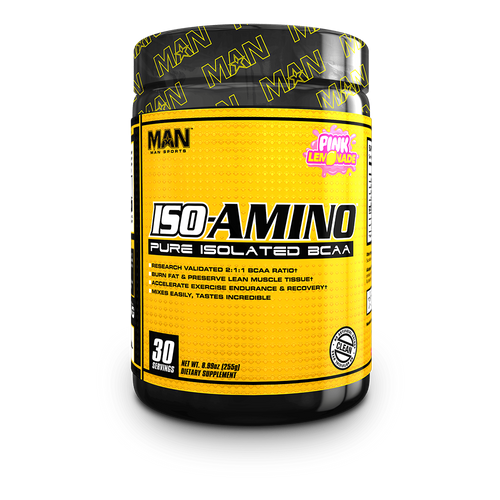 MAN SPORTS ISO-AMINO + FUNNEL!