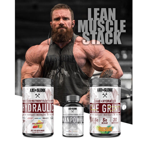 AXE & SLEDGE LEAN MUSCLE STACK