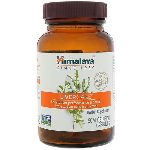 HIMALAYA LIVER CARE