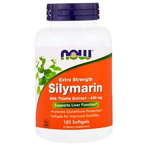NOW SILYMARIN (MILK THISTLE)