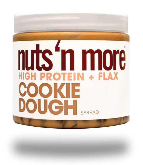 NUTS N MORE PROTEIN PEANUT BUTTER SPREADS