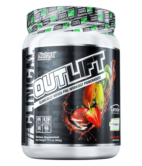 NUTREX OUT-LIFT