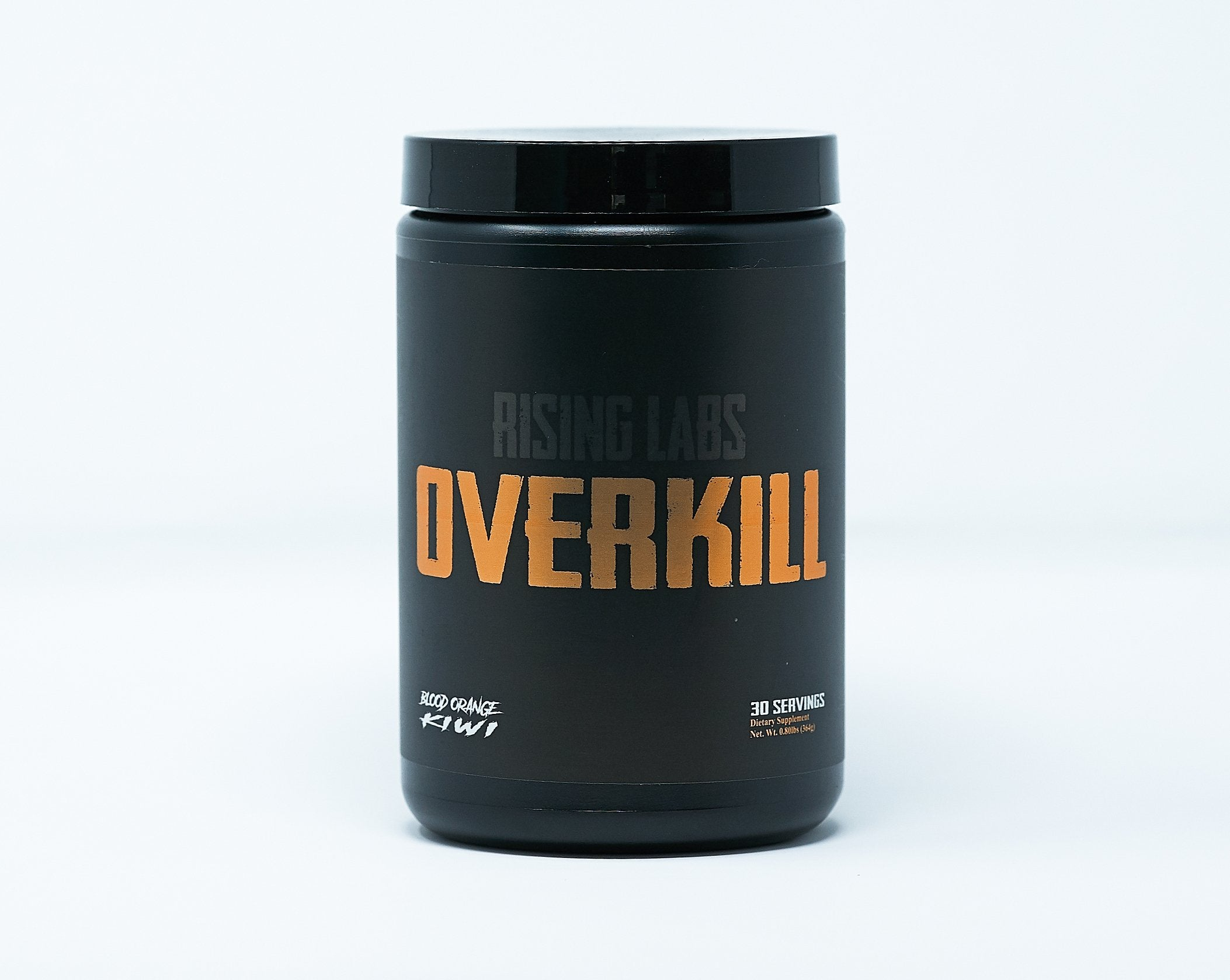 RISING LABS OVERKILL PREWORKOUT!