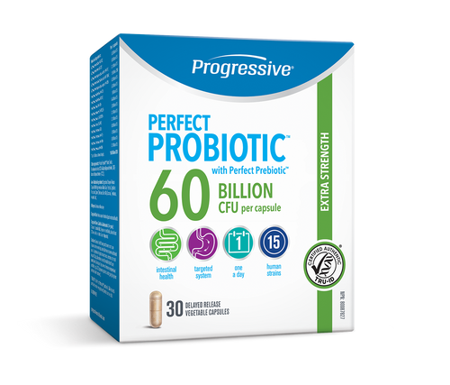 PROGRESSIVE PERFECT PROBIOTIC 60B
