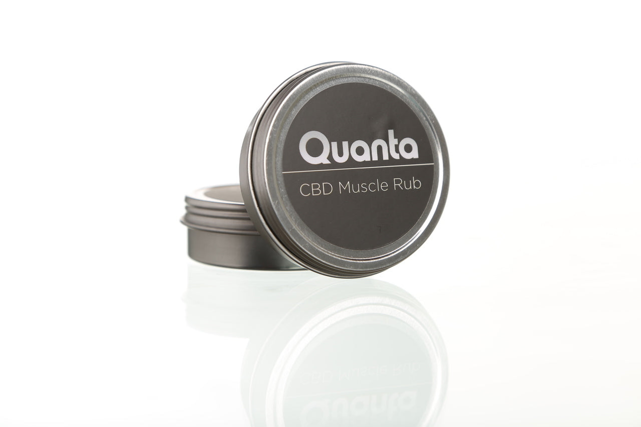 QUANTA CBD MUSCLE RUB