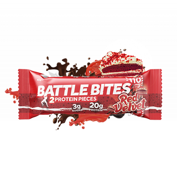 BATTLE BITES!