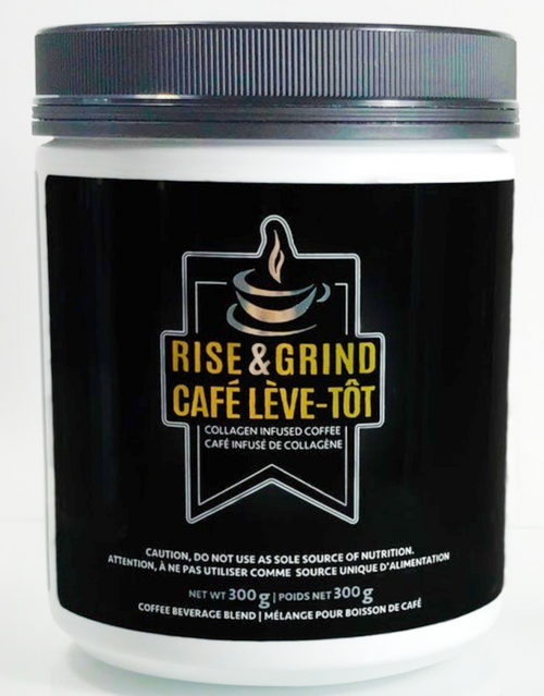RISE & GRIND INSTANT (300G)