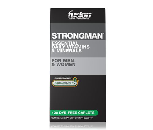 FUSION MUSCLE STRONGMAN MULTI-VITAMIN