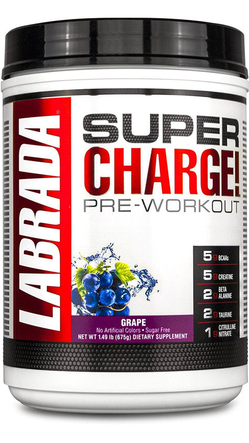LABRADA NUTRITION SUPER CHARGE
