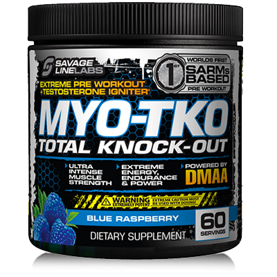 SAVAGE LINE LABS MYO-TKO
