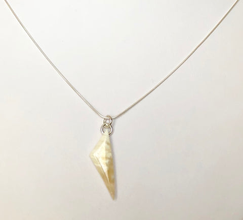 Polar Bear Claw Series Necklace