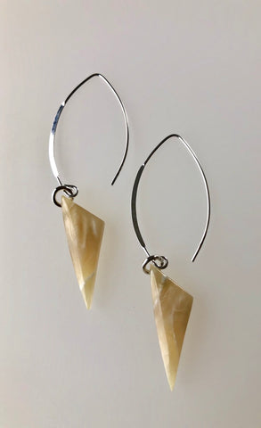 Polar Bear Claw Series Earrings
