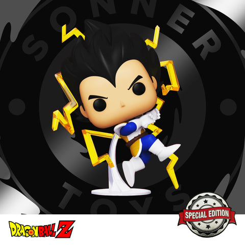 Pop! Dragon Ball Z - Vegeta Galick Gun Special Edition - SonnerToys