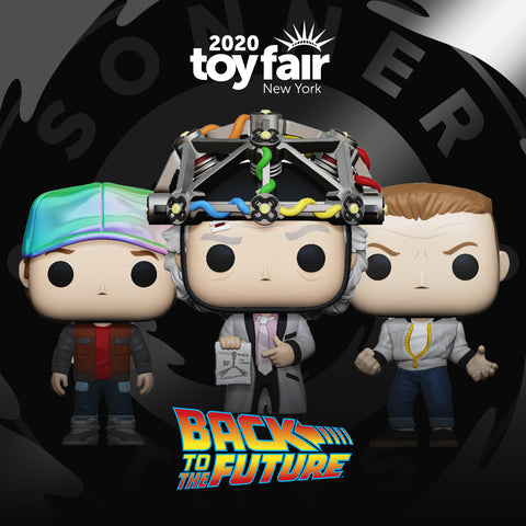Pop! Back to the Future Bundle (Set of 7) - SonnerToys