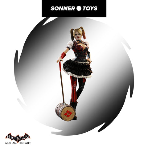 Hot Toys: Batman Arkham Knight - Harley Quinn - SonnerToys