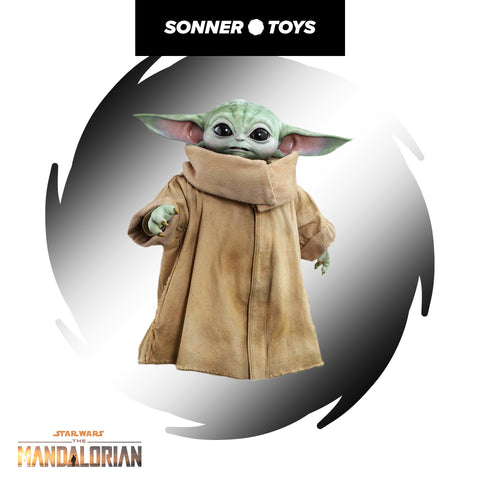 Hot Toys: Star Wars: The Mandalorian - The Child (Baby Yoda) - Sonner Toys